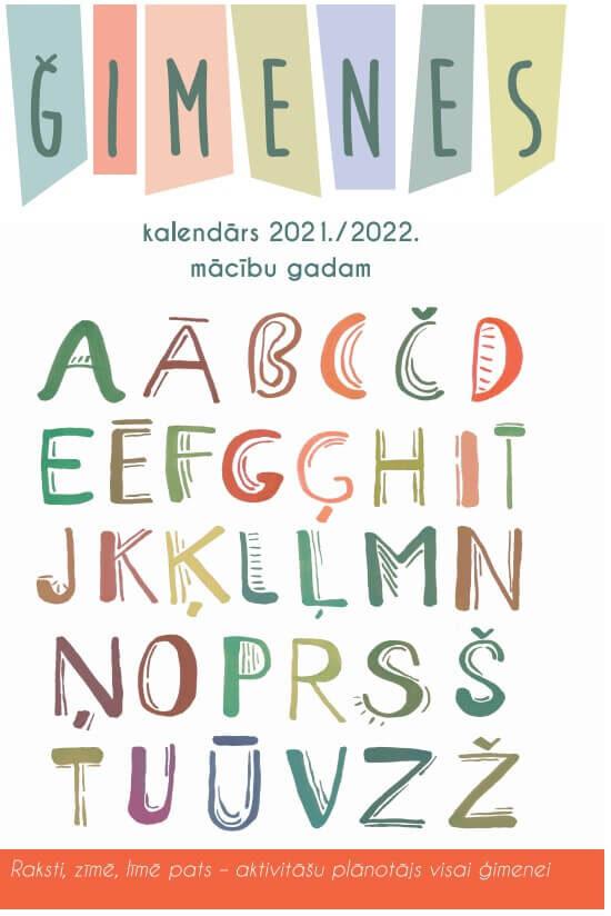 kalendārs 2021./2021. mācību gadam