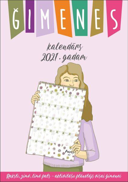 Ģimenes kalendārs 2021. gadam